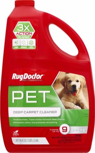 Rug Doctor® Professional Pet Deep Cleaner Daybreak Scent Perspective: front