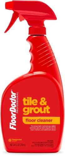 Floor Doctor® Professional Tile and Grout Floor Cleaner Perspective: front