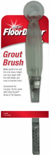 Rug Doctor® Grout Brush - Gray Perspective: front