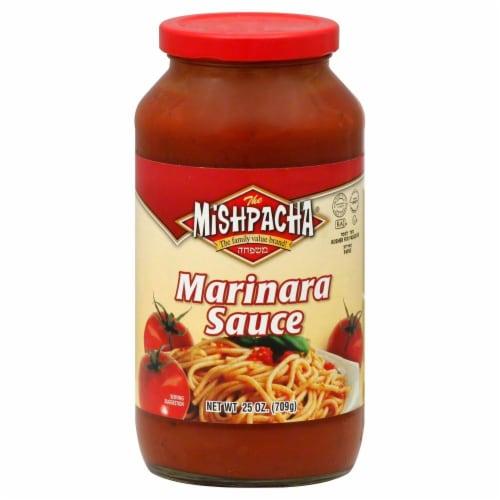 Mishpacha Marinara Sauce Perspective: front
