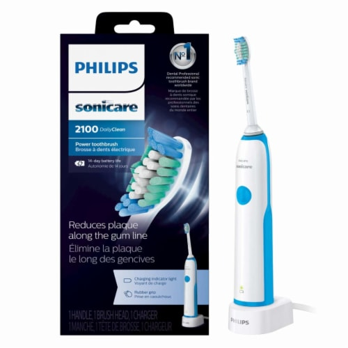 Philips Sonicare Essence + 1 Series Sonic Toothbrush Perspective: front