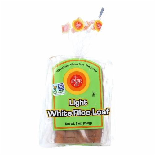 Ener-G Foods Light White Rice Loaf Perspective: front