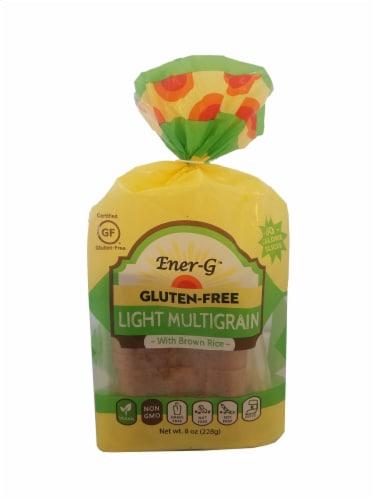 Ener-G Light Multigrain Brown Rice Loaf Perspective: front