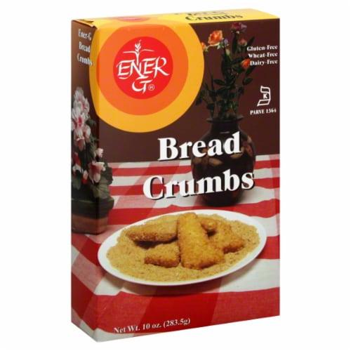 Ener-G Bread Crumbs Perspective: front