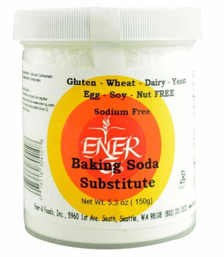 Ener-G  Baking Soda Substitute Perspective: front