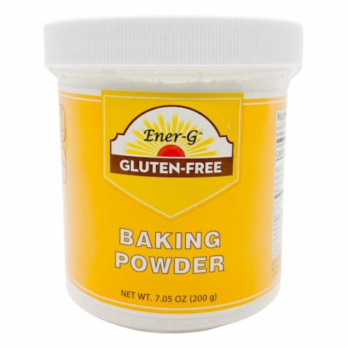 Ener-G Gluten-Free Baking Powder Perspective: front