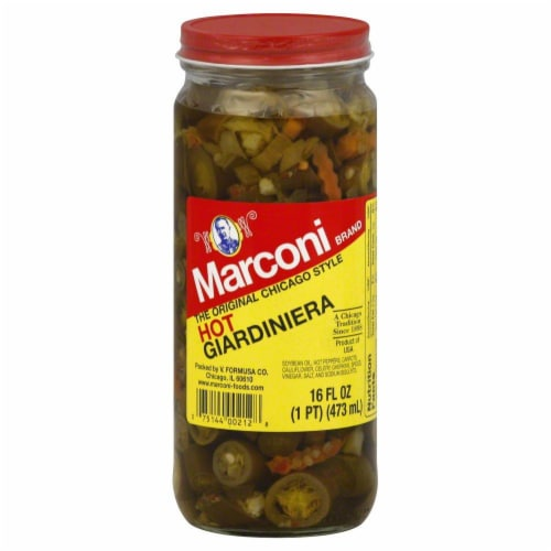 Marconi Hot Giardinera Perspective: front