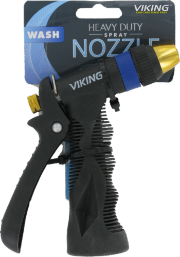 Viking Heavy Duty Hose Nozzle Perspective: front