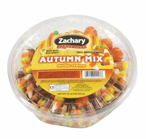 Zachary Mello Creme Autumn Mix Perspective: front