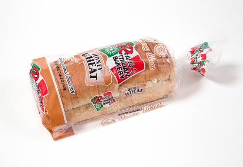 Rotella S Italian Bakery Wheat Sandwich Bread 19 Oz Baker S