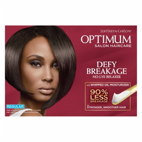 SoftSheen Carson Optimum Care Conditioning Relaxer Perspective: front