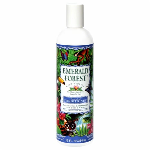 Emerald Forest Botanical Conditioner Perspective: front