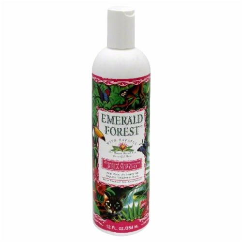 Emerald Forest Botanical Moisturizing Shampoo Perspective: front