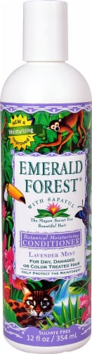 Emerald Forest Lavender Mint Moisturizing Conditioner Perspective: front
