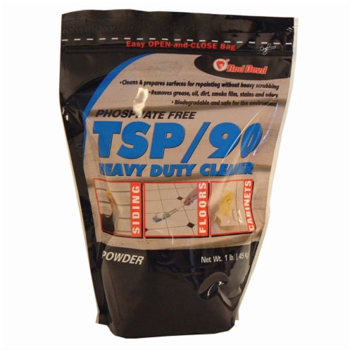 Red Devil® TSP/90 Heavy Duty Cleaner Perspective: front