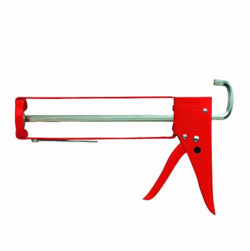 Red Devil® No Drip Caulk Gun Perspective: front