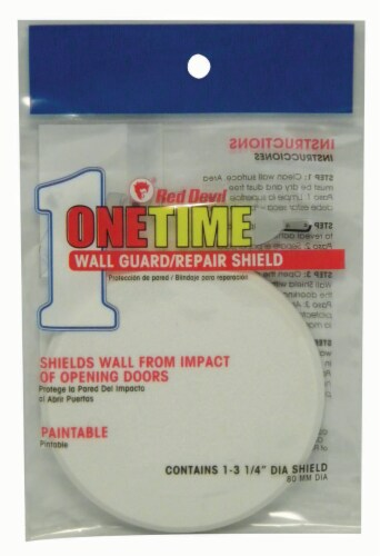 Red Devil® Onetime Wall Guard Repair Shield Perspective: front