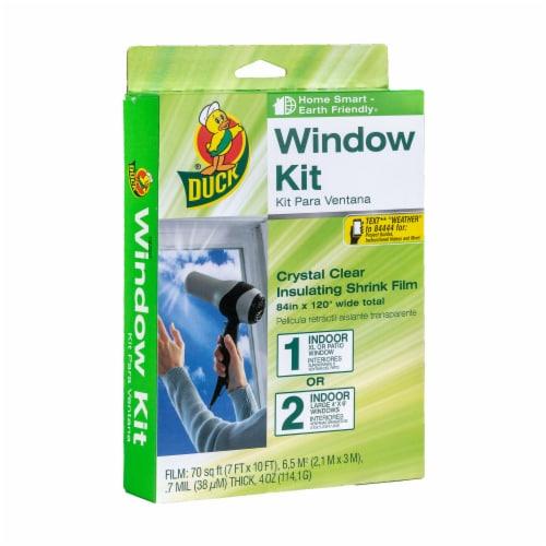 Duck® Shrink Film Indoor Window Insulation Kit Perspective: front