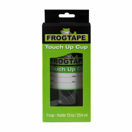 FrogTape® Touch Up Cup Perspective: front