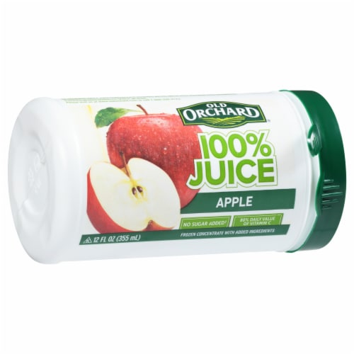 Old Orchard Apple Juice Concentrate Perspective: front