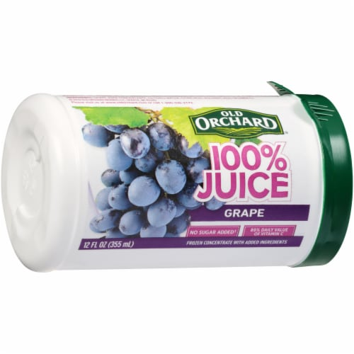 Old Orchard Grape Juice Frozen Concentrate Perspective: front