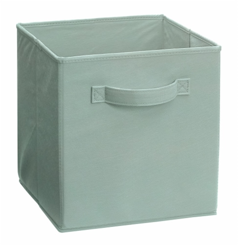 ClosetMaid Fabric Drawer - Seafoam Green Perspective: front