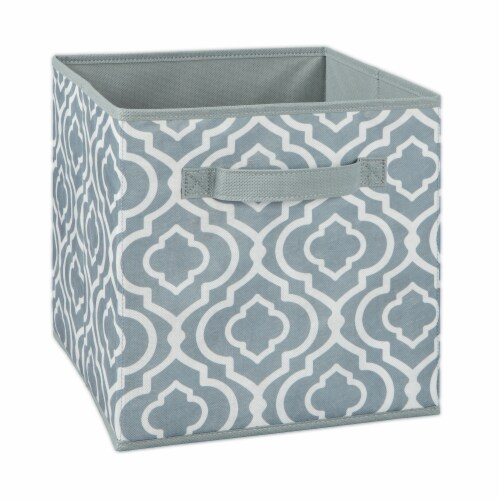 ClosetMaid Irongate Fabric Drawer - Gray Perspective: front