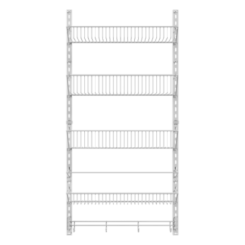 ClosetMaid 4-Tier Pantry Organizer Perspective: front
