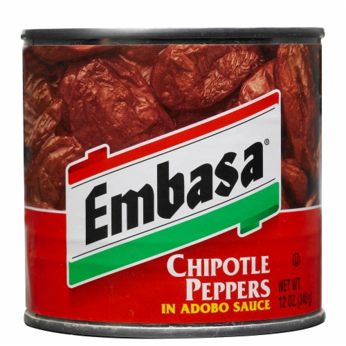 Embasa Chipotle Peppers Perspective: front