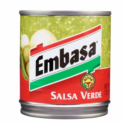 Embasa Salsa Verde Perspective: front