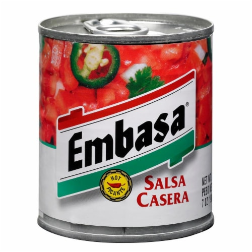 Embasa Casera Salsa Perspective: front