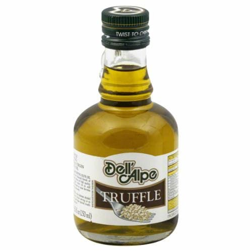 Dell'Alpe Truffle Olive OIl Perspective: front