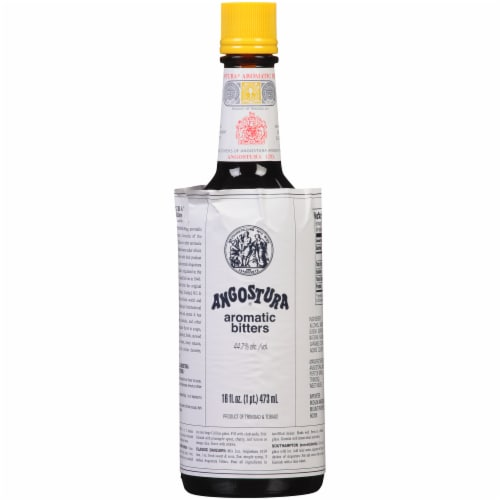 Angostura Aromatic Bitters Perspective: front