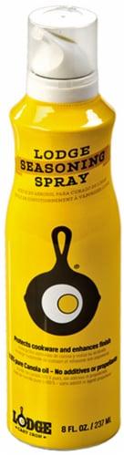 Lodge Seasoning Spray Perspective: front
