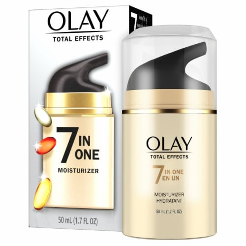 Olay Total Effects 7-In-1 Anti-Aging Face Moisturizer Perspective: front