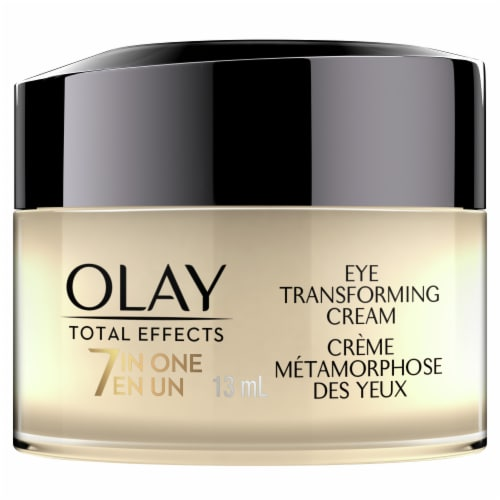 Olay Total Effects 7-In-1 Anti-Aging Eye Transforming Cream Perspective: front