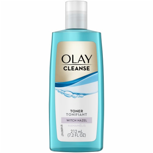 Olay Cleanse Witch Hazel Toner Perspective: front