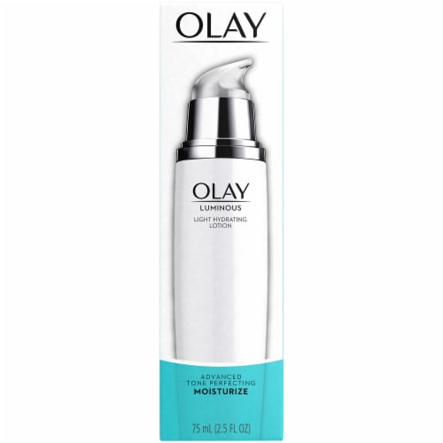 Olay Luminous Light Hydrating Lotion Perspective: front