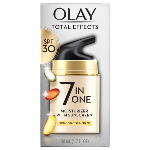 Olay Total Effects Face Moisturizer SPF 30 Perspective: front