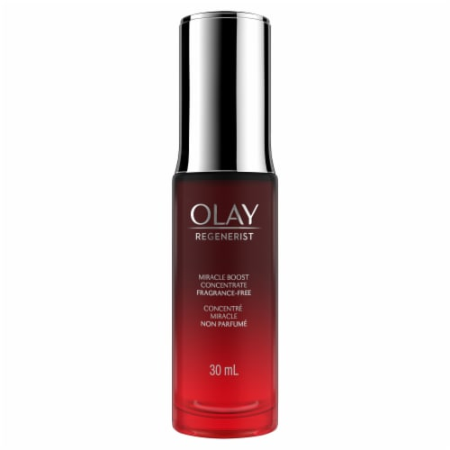 Olay Regenerist Miracle Boost Concentrate Perspective: front