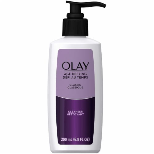 Olay Age Defying Classic Facial Cleanser Perspective: front