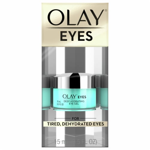 Olay Eyes Deep Hydrating Eye Gel Perspective: front