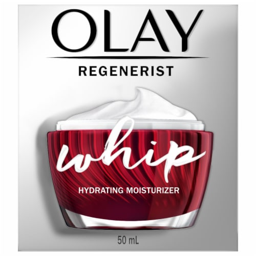 Olay Regenerist Whip Active Face Moisturizer Perspective: front