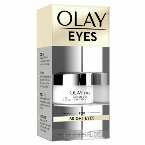 Olay Eyes Brightening Eye Cream Perspective: front
