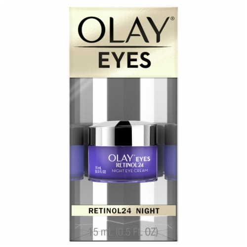 Olay Regenerist Retinol 24 Night Eye Cream Perspective: front