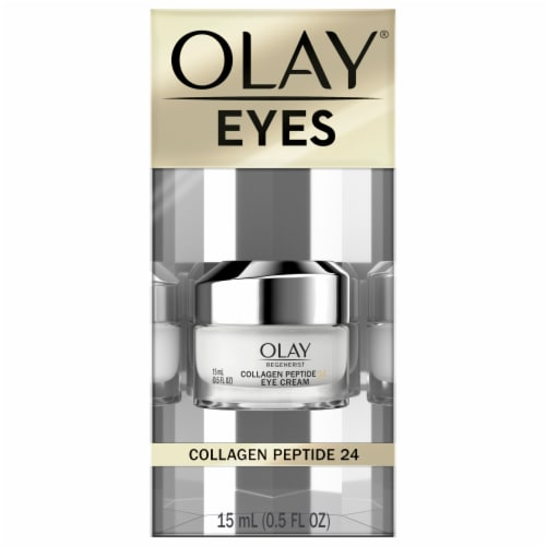 Olay Eyes Collagen Peptide 24 Eye Cream Perspective: front