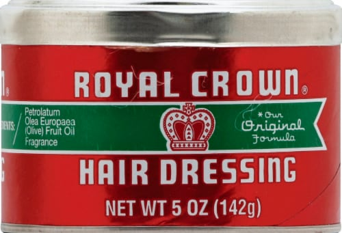 Royal Crown Our Original Formula Hair Dressing Perspective: front