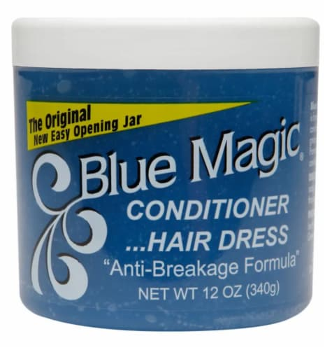 Blue Magic Conditioner Perspective: front