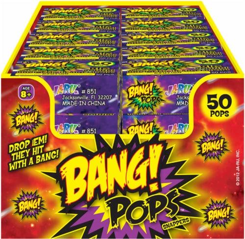 JA-RU Bang! Pops Snappers Perspective: front