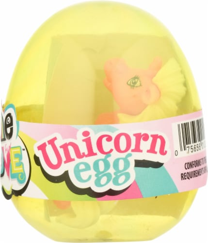 JA-RU One Love Unicorn Egg - Assorted Perspective: front